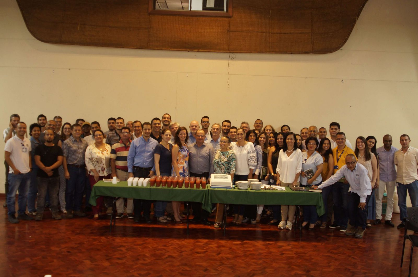 Launching HERMANA in Colombia